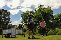 Lydia Ko (NZL) departs the 13th tee box during round 1 of  the Volunteers of America Texas Shootout Presented by JTBC, at the Las Colinas Country Club in Irving, Texas, USA. 4/27/2017.<br /> Picture: Golffile | Ken Murray<br /> <br /> <br /> All photo usage must carry mandatory copyright credit (&copy; Golffile | Ken Murray)