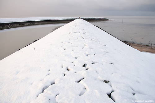 Roptazijl in de winter