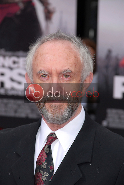 """Jonathan Pryce<br /> at the """"Prince of Persia: The Sands of Time"""" Los Angeles Premiere, Chinese Theater, Hollywood, CA. 05-17-10<br /> David Edwards/Dailyceleb.com 818-249-4998"""