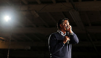 Mitt Romney, town hall at the Portland Company Marine Complex