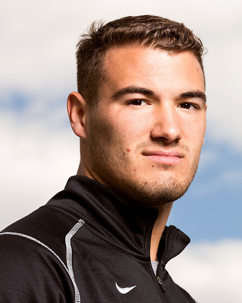 March 19, 2017. Chapel Hill, North Carolina.<br /> <br /> Mitchell Trubisky, the former quarterback of UNC-CH, is projected to be picked in the first round of the 2017 NFL draft.