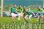 Jason BowlerBrendan Brosnan (Kerry) Chris Buckley and Michael Drayne (Limerick).