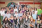 DINNER: Staff from Garveys SuperValu, Castleisland, at their celebration dinner in the River Island Hotel, Castleisland, last Saturday night