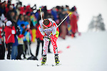 HOLMENKOLLEN, OSLO, NORWAY - March 16: Graeme Killick of Canada (CAN) during the Men 50 km mass start, free technique, at the FIS Cross Country World Cup on March 16, 2013 in Oslo, Norway. (Photo by Dirk Markgraf)