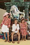 Sunday Mail Fashion with Mirella , Christmas Pagent , Photo: Nick Clayton