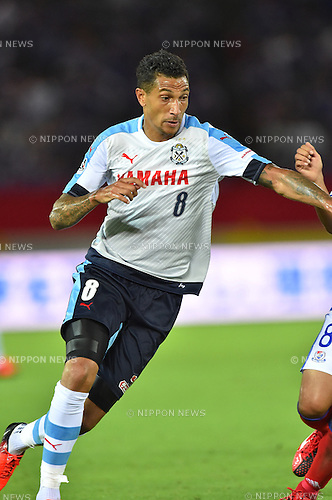 Jay (Jubilo),<br /> JULY 23, 2016 - Football / Soccer :<br /> 2016 J1 League 2nd stage match between Yokohama F Marinos 1-1 Jubilo Iwata at Nissan Stadium in Kanagawa, Japan. (Photo by AFLO)