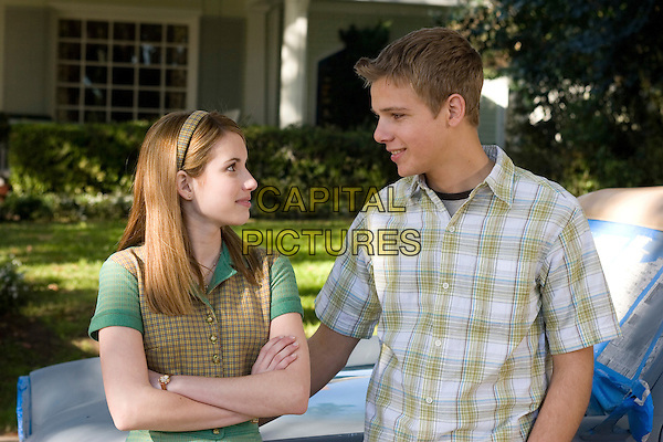 EMMA ROBERTS & MAX THIERIOT .in Nancy Drew (Nancy Drew: The Mystery in Hollywood Hills) .**Editorial Use Only**.CAP/FB.Supplied by Capital Pictures