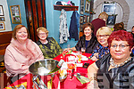 Womens Christmas: attending the Womens Christmas party at McCarthy's Bar, Finuge on Saturday night last were Marie Whelan, Anne Marie O'Sullivan, Noreen Brosnan, Bridie O'Sullivan & Joanne Kelly Walsh.