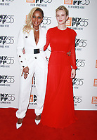 NEW YORK, NY October 12, 2017Mary J. Blige, Carey Mulligan attend 55th NYFF present  premiere of Mudbound  at Alice Tully Hall in New York October 12,  2017. Credit:RW/MediaPunch
