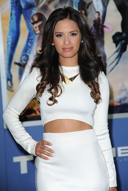 WWW.ACEPIXS.COM<br /> May 10, 2014 New York City<br /> <br /> Rocsi attending the 'X-Men: Days Of Future Past' world premiere at Jacob Javits Center onMay 10, 2014 in New York City.<br /> <br /> Please byline: Kristin Callahan<br /> <br /> ACEPIXS.COM<br /> <br /> Tel: (212) 243 8787 or (646) 769 0430<br /> e-mail: info@acepixs.com<br /> web: http://www.acepixs.com