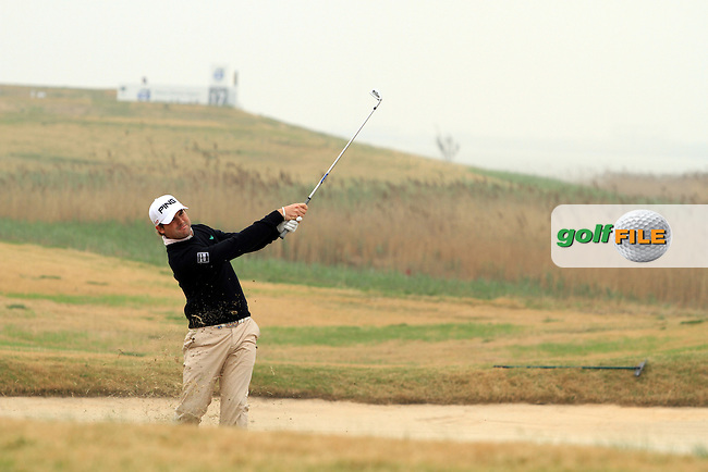 Matthew Baldwin (ENG) on the 15th on Day 2 of the 2012 Volvo China Open at Binhai Lake Golf Club, Tianjin, China...(Photo Jenny Matthews/www.golffile.ie)