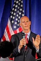 Rick Scott, Florida Governor