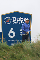 Soren Kjeldsen (DEN) on the 6th tee during Round 2 of the Irish Open at LaHinch Golf Club, LaHinch, Co. Clare on Friday 5th July 2019.<br /> Picture:  Thos Caffrey / Golffile<br /> <br /> All photos usage must carry mandatory copyright credit (© Golffile | Thos Caffrey)