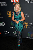 Chantal Rickards at the 2017 AMD British Academy Britannia Awards at the Beverly Hilton Hotel, USA 27 Oct. 2017<br /> Picture: Paul Smith/Featureflash/SilverHub 0208 004 5359 sales@silverhubmedia.com