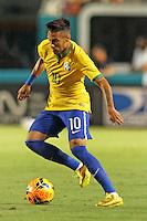 Brazil vs Columbia 09/05/2014