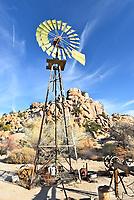 Water Well Keys Ranch at Joshua Tree National Park