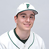 Angus McCloskey of Farmingdale poses for a portrait during Newsday's varsity baseball season preview photo shoot at company headquarters on Saturday, March 18, 2017.