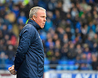 Portsmouth Manager Kenny Jackett during Portsmouth vs Gillingham, Sky Bet EFL League 1 Football at Fratton Park on 6th October 2018