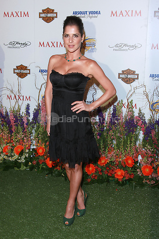 Kelly Monaco at the 11th Annual Maxim Hot 100 Party at Paramount Studios in Los Angeles, California. May 19, 2010.Credit: Dennis Van Tine/MediaPunch