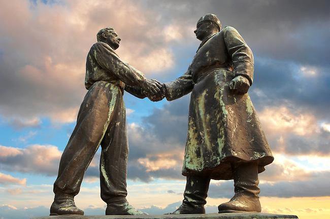 Memento Sculpture Park ( Szobaopark ) Budapest, Hungary
