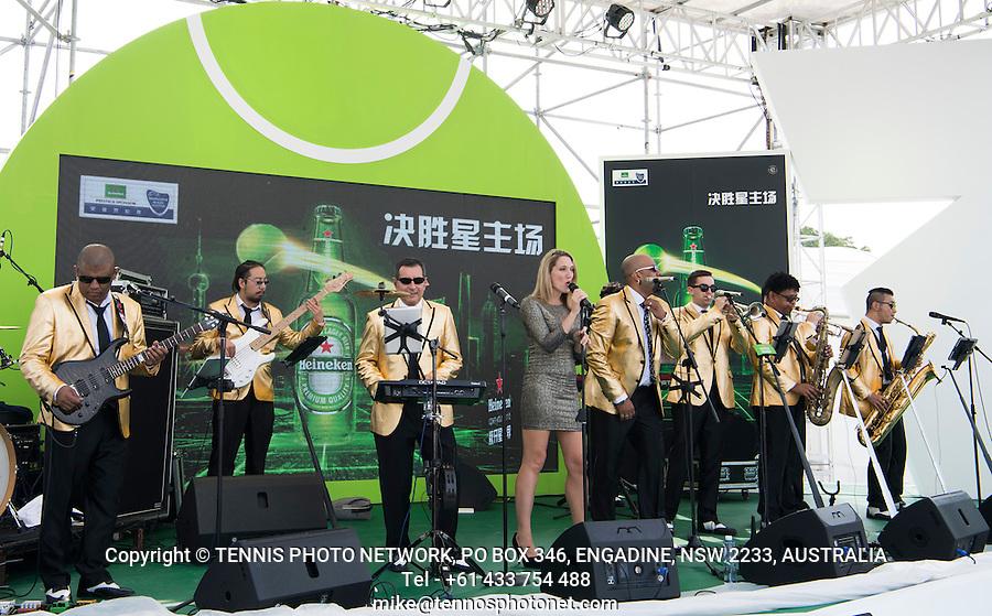 AMBIENCE<br /> <br /> TENNIS - ROLEX SHANGHAI MASTERS - QI ZHONG TENNIS CENTER - MINHANG DISTRICT - SHANGHAI - CHINA - ATP 1000 - 2016  <br /> <br /> <br /> <br /> &copy; TENNIS PHOTO NETWORK