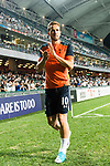 Tottenham Hotspur striker Harry Kane during the Friendly match between Kitchee SC and Tottenham Hotspur FC at Hong Kong Stadium on May 26, 2017 in So Kon Po, Hong Kong. Photo by Man yuen Li  / Power Sport Images