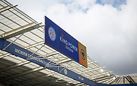 General view of the Stadium pre match during the Premier League match between Leicester City and Wolverhampton Wanderers at the King Power Stadium, Leicester, England on 10 August 2019. Photo by Andy Rowland.