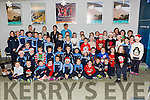 The Pupils from Knockaderry NS Farranfore sang Chrismas Carols to welcome home passagers at Kerry Airport on Monday