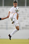 19 May 2012: PSA Elite's Christian Ramirez. The Carolina RailHawks (NASL) defeated the PSA Elite (USASA) 6-0 at WakeMed Soccer Stadium in Cary, NC in a 2012 Lamar Hunt U.S. Open Cup second round game.