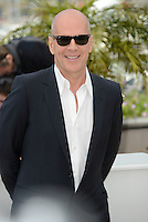 "Bruce Willis attending the ""Moonrise Kingdom"" Photocall during the 65th annual International Cannes Film Festival in Cannes, 16th May 2012...Credit: Timm/face to face /MediaPunch Inc. ***FOR USA ONLY***"