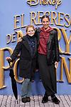 Carola Baleztena attends to Mary Poppins Returns film premiere at Kinepolis in Pozuelo de Alarcon, Spain. December 11, 2018. (ALTERPHOTOS/A. Perez Meca)