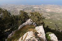 Nordzypern, Festung Buffavento, byzantinische Gründung