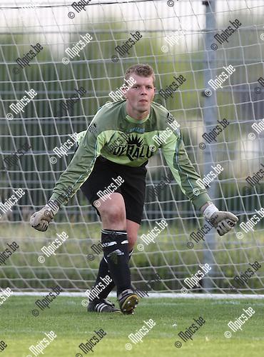 2009-06-24 / Voetbal / BO Beerzel seizoen 2009-2010 / Dave De Rijck ..Foto: Maarten Straetemans (SMB)