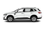 Car driver side profile view of a 2017 Renault Koleos Zen 5 Door SUV
