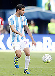 Malaga CF's Miguel Torres during La Liga match. April 23,2016. (ALTERPHOTOS/Acero)