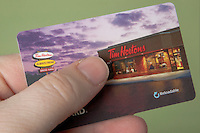 ATim Hortons gift card is pictured Thursday February 10, 2011.