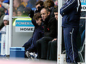 11/11/2006       Copyright Pic: James Stewart.File Name :sct_jspa14_rangers_v_dunfermline.PAUL LE GUEN WATCHES HIS TEAM AGAINST DUNFERMLINE.James Stewart Photo Agency 19 Carronlea Drive, Falkirk. FK2 8DN      Vat Reg No. 607 6932 25.Office     : +44 (0)1324 570906     .Mobile   : +44 (0)7721 416997.Fax         : +44 (0)1324 570906.E-mail  :  jim@jspa.co.uk.If you require further information then contact Jim Stewart on any of the numbers above.........