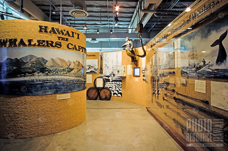 Maritime Museum at Aloha Tower, Honolulu