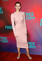 www.acepixs.com<br /> <br /> April 19, 2017 New York City<br /> <br /> Eline Powell arriving at the Freeform 2017 Upfront at Hudson Mercantile on April 19, 2017 in New York City. <br /> <br /> By Line: Nancy Rivera/ACE Pictures<br /> <br /> <br /> ACE Pictures Inc<br /> Tel: 6467670430<br /> Email: info@acepixs.com<br /> www.acepixs.com