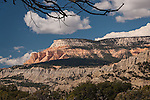 Southern Cliffs, Aquarius Plateau, Utah