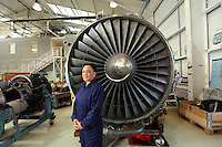 Pictured: Wednesday 24 September 2014<br /> Re: Cardiff and Vale College, ITAC Campus by Cardiff International Airport in Rhoose, south Wales.