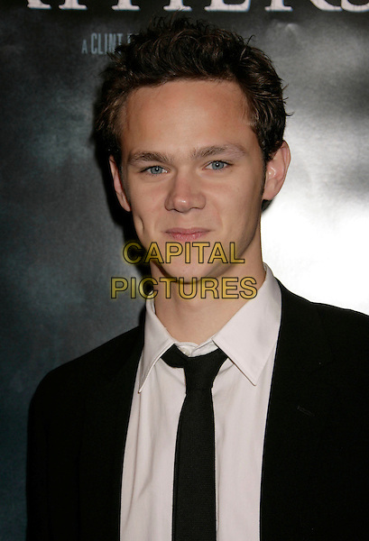 "JOSEPH CROSS.""Flags of Our Fathers"" Los Angeles Premiere held at the Academy of Motion Picture Arts and Sciences, Beverly Hills, California, USA, 09 October 2006..portrait headshot .Ref: ADM/RE.www.capitalpictures.com.sales@capitalpictures.com.©Russ Elliot/AdMedia/Capital Pictures."