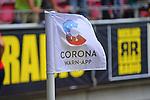 Sport: Fussball: 1. Bundesliga:: nphgm001:  Saison 19/20: 33. Spieltag: 1. FSV Mainz 05 vs SV Werder Bremen 20.06.2020<br />v.l.<br /> Foto: Bratic/rscp-photovia/via gumzmedia/nordphoto<br /><br />DFL regulations prohibit any use of photographs as image sequences and/or quasi-video.<br />EDITORIAL USE ONLY.<br />National and international News-Agencies OUT.<br /><br />  DFL REGULATIONS PROHIBIT ANY USE OF PHOTOGRAPHS AS IMAGE SEQUENCES AND OR QUASI VIDEO<br /> EDITORIAL USE ONLY<br /> NATIONAL AND INTERNATIONAL NEWS AGENCIES OUT