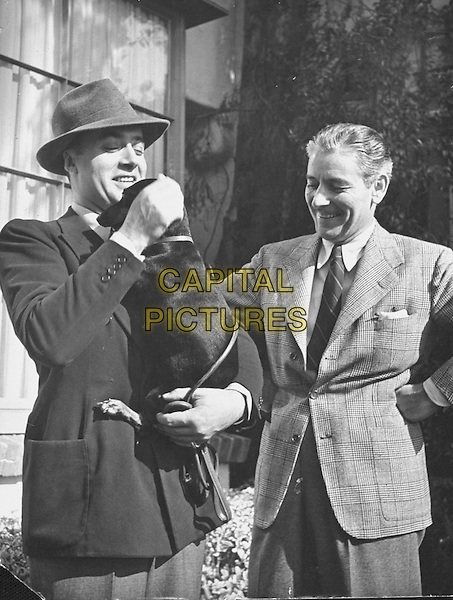 CHARLES BOYER.*Filmstill - Editorial Use Only*.CAP/PLF.Supplied by Capital Pictures.
