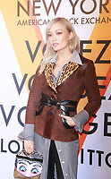 NEW YORK, NY October 26, 2017 Pom Klementieff attemd  Volez Voguez Voyagez x Louis Vuitton - Exhibition Preview at the Former America Stock Exchanging Build in New York October 26,  2017. Credit:RW/MediaPunch /NortePhoto.com