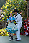 Dancers at Old town San Diego SHP