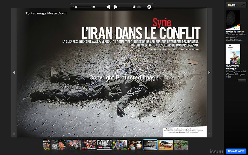PHOTO REPORTAGE AVAILABLE ONLINE: http://www.vsd.fr/contenu-editorial/magazine/en-kiosque/