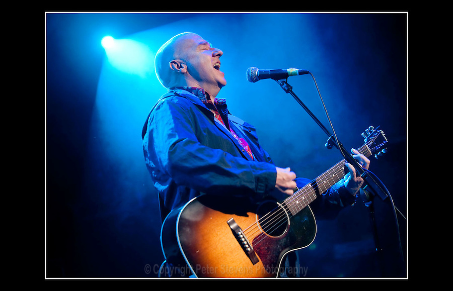 Midge Ure - Rich Kids Benefit for Steve New - 07-01-2010