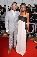 Marvin Humes &amp; Rochelle Wiseman at the Glamour Women of the Year Awards 2015 at Berkeley Square gardens.<br /> June 2, 2015  London, UK<br /> Picture: Dave Norton / Featureflash