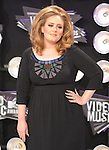 Adele at The 2011 MTV Video Music Awards held at Nokia Theatre L.A. Live in Los Angeles, California on August 28,2011                                                                   Copyright 2011  DVS / Hollywood Press Agency